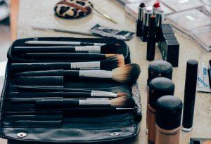 Boite de maquillage de scène