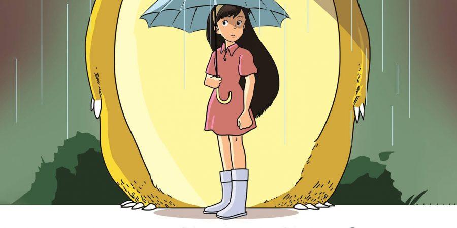 Fushigi des improvisations à la manière de Miyazaki
