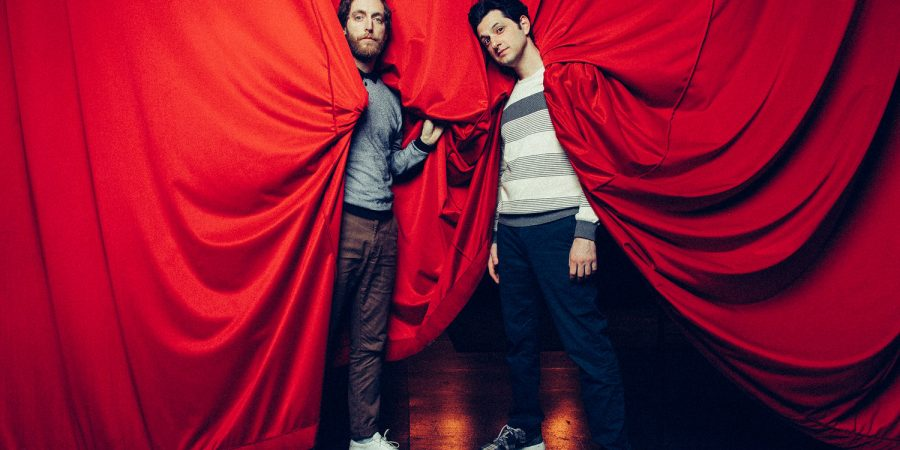 Middleditch and shwartz impro